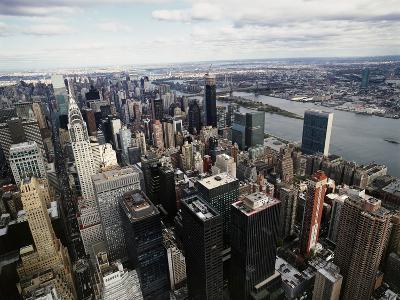Midtown Manhattan-David Jay Zimmerman-Photographic Print