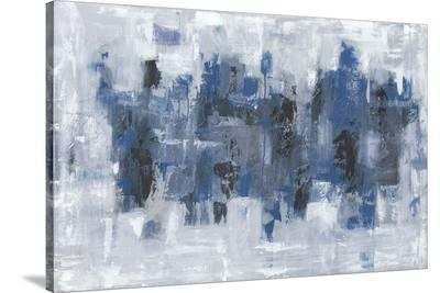 Midtown Moonlight-Emma Bell-Stretched Canvas Print