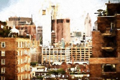 Midtown New York-Philippe Hugonnard-Giclee Print
