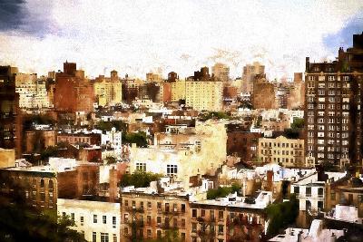 Midtown NYC-Philippe Hugonnard-Giclee Print