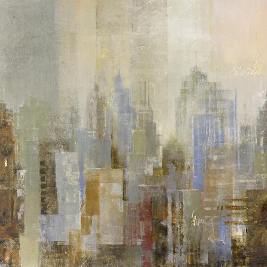 Midtown View I-Longo-Art Print