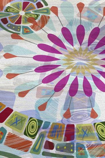 Midway Panels II-James Burghardt-Art Print