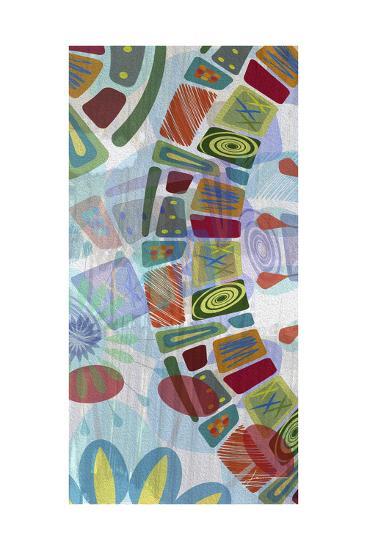 Midway Panels III-James Burghardt-Art Print