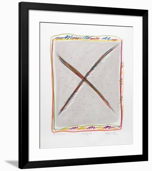 Midway Stage III-C-Sybil Kleinrock-Framed Limited Edition