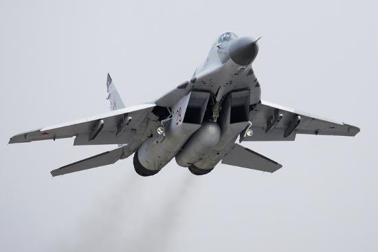 MiG-29 Fighter Jet-Ria Novosti-Photographic Print