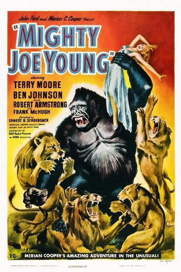 Mighty Joe Young--Art Print