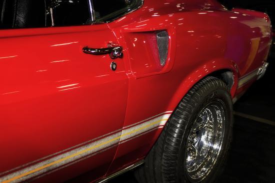 Mighty Mustang I-Alan Hausenflock-Photographic Print