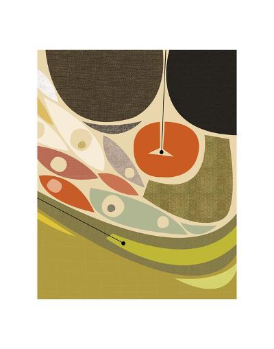 Migration I-Jenn Ski-Art Print