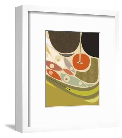 Migration I-Jenn Ski-Framed Art Print