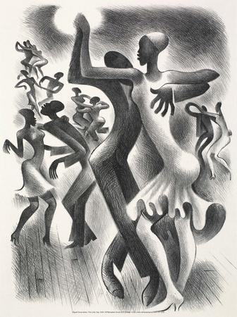 The Lindy Hop, 1936