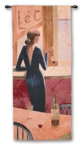 Le Café by Miguel Dominguez
