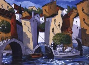 Three Bridges by Miguel Freitas