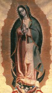 The Virgin Of Guadalupe by Miguel Hidalgo