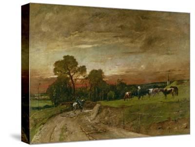 Heimkehr Im Abendrot, 1882