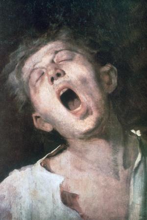 Yawning Apprentice, 1868-1869