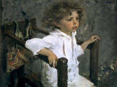 Mika Morosov-Valentin Aleksandrovich Serov-Premium Giclee Print