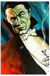 Melancholy Monster-Mike Bell-Art Print