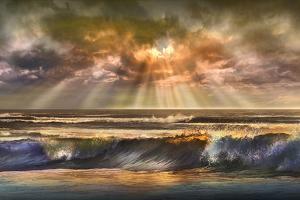 Waves of Light by Mike Calascibetta