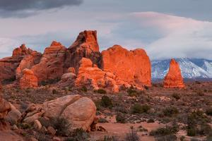 Arches National Park, Utah by Mike Cavaroc