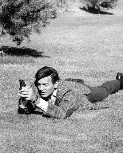 Mike Connors - Mannix--Photo