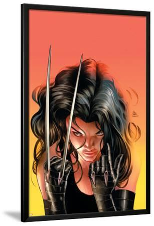 Avengers Arena #14 Cover: X-23