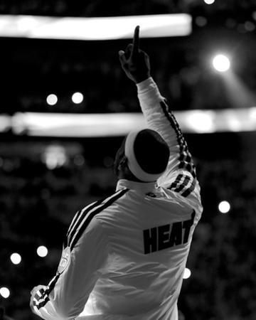 2013 NBA Finals Game 7: Jun 20, San Antonio Spurs vs Miami Heat - LeBron James