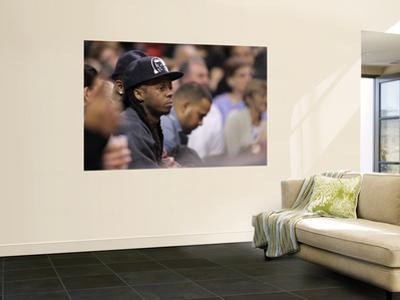 Phoenix Suns v Miami Heat: Lil' Wayne