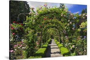 Butchart Gardens II by Mike Grandmaison
