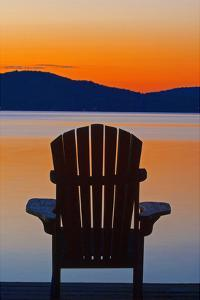 Muskoka Chair by Mike Grandmaison