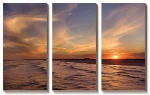 Corpus Christie Sunset by Mike Jones