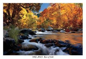 River of Gold by Mike Jones