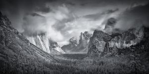 Yosemite Valley by Mike Leske
