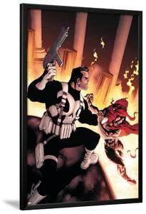 Punisher No.10 Cover: Punisher by Mike McKone