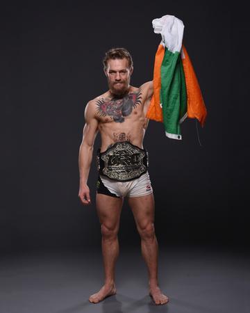 UFC 189: Mendes v Mcgregor
