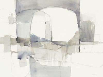 Improvisation I Gray Crop by Mike Schick