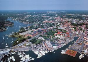 Annapolis, Maryland by Mike Smith