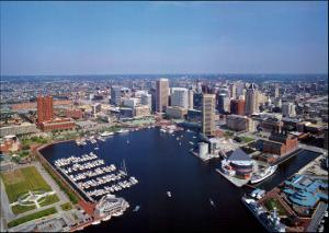 Baltimore, Maryland by Mike Smith