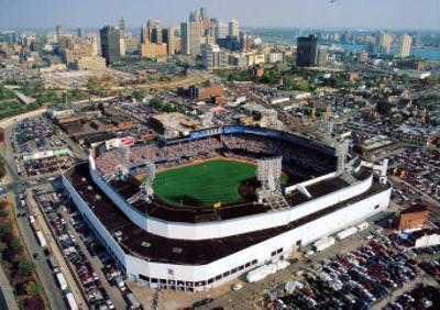 Detroit - Tiger Stadium Final Game