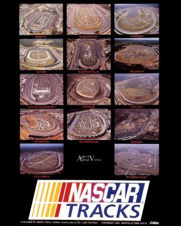 Nascar Tracks