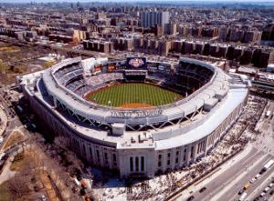 New Yankee Stadium, First Opening Day, April 16, 2009 by Mike Smith