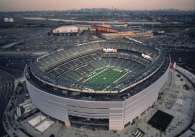 New York Jets at New Meadowlands Stadium