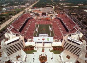 Raymond James Stadium, Tampa Bay, Florida by Mike Smith