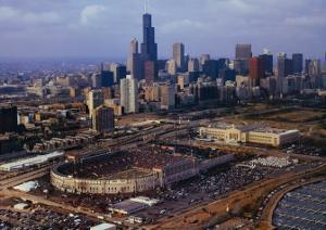 Soldier Field - Chicago, Illinois by Mike Smith