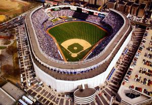 Yankee Stadium - New York, New York by Mike Smith