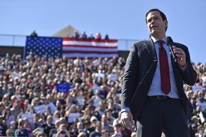 GOP 2016 Rubio by Mike Stewart