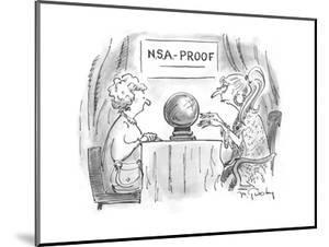 N.S.A. Proof - Cartoon by Mike Twohy