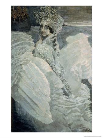 The Queen of the Swans