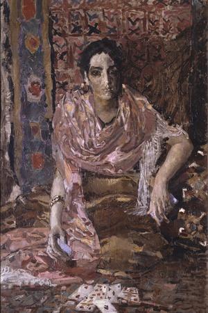 Fortune-Teller, 1895
