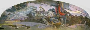 Princess of Dream (La Princesse Lointain), 1896 by Mikhail Alexandrovich Vrubel