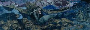The Demon Downcast, 1902 by Mikhail Alexandrovich Vrubel